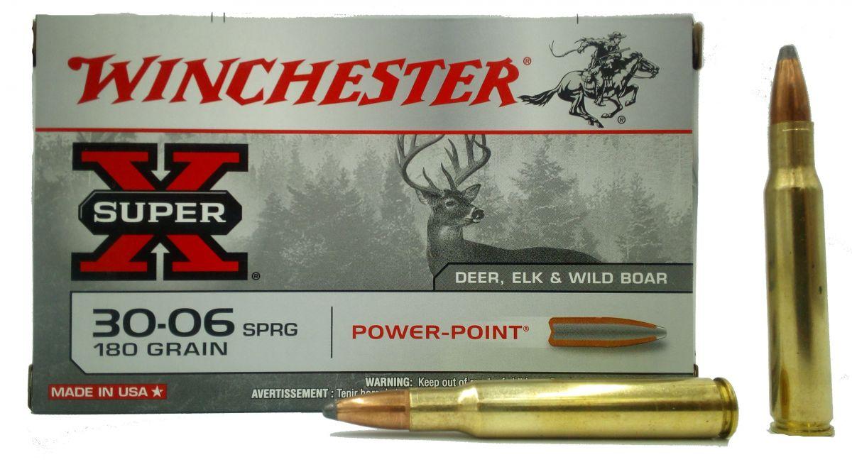Náboj Winchester 30-06 Power Point