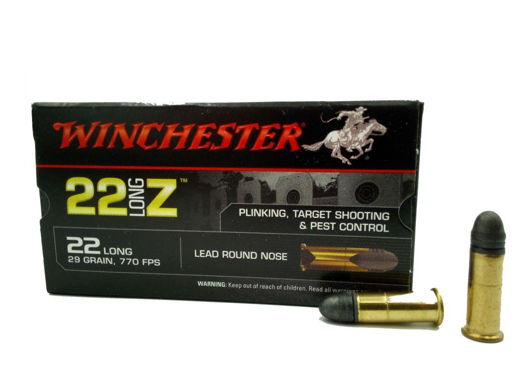 Malorážkový náboj Winchester 22LR Z