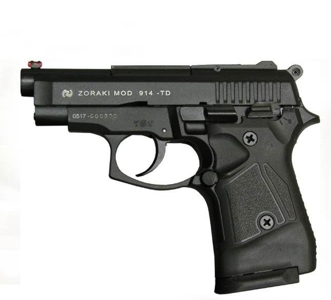 pistole flobertka zoraki 914 flobert 6mm