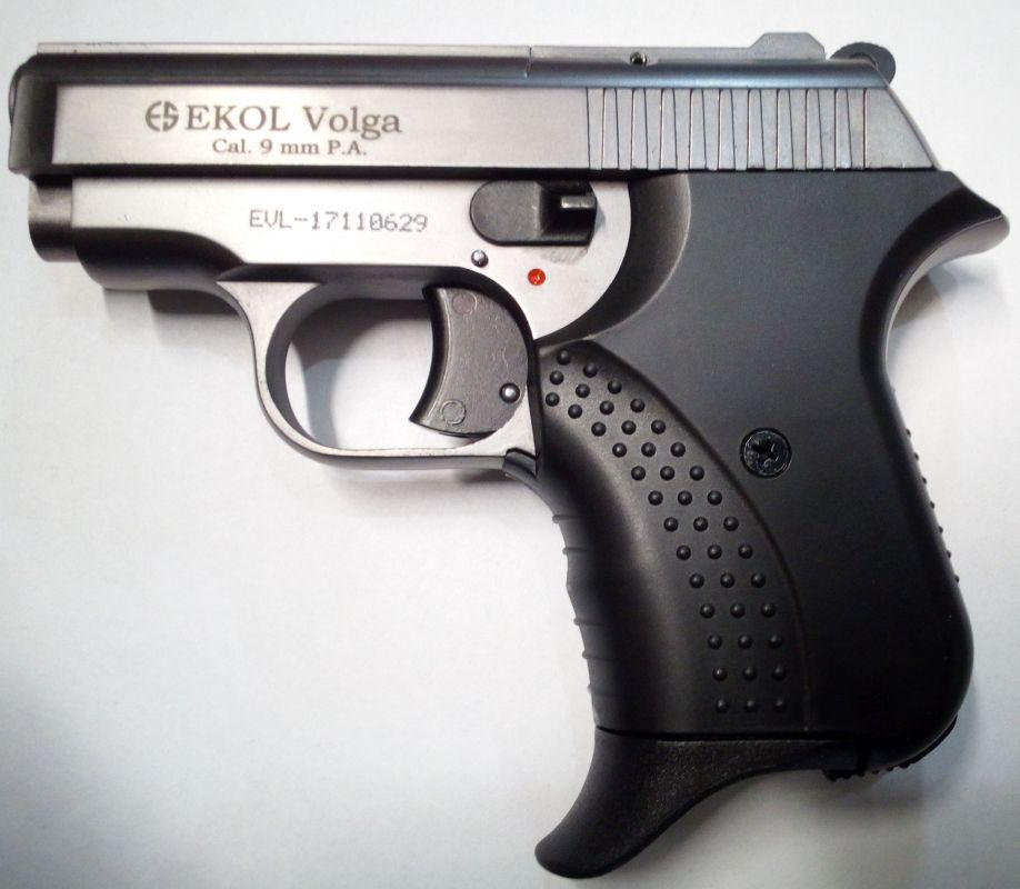 Plynová pistole Ekol Volga fume Ekol-Voltran