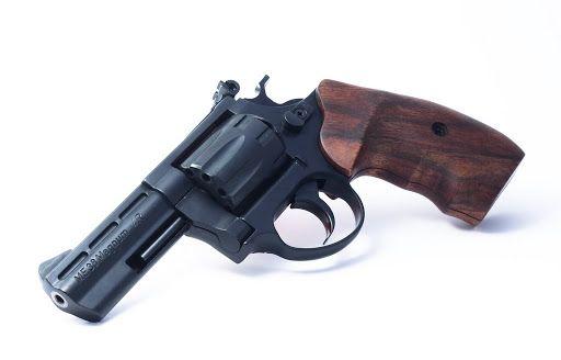 revolver Cuno melcher me 38 magnum flobertka