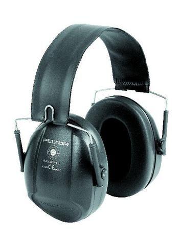 sluchátka 3m peltor bulls eye 1 černá