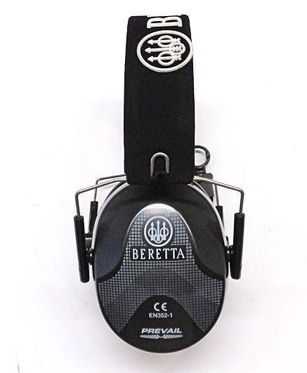 Střelecká sluchátka Beretta černý