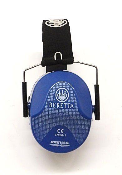 Střelecká sluchátka Beretta Prevail modrá