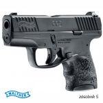 Walther se zásobníkem velikosti S