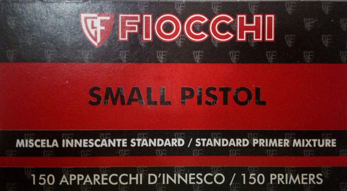 zápalka 4,4 SP Fiocchi