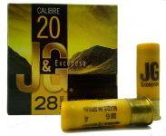 Náboj NSE 20/70 J&G 28 g