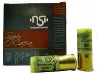 Náboj NSI 12/70/3,5 Super Caccia HP 38 g