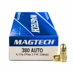Magtech 9 Browning FMJ 6,15 g