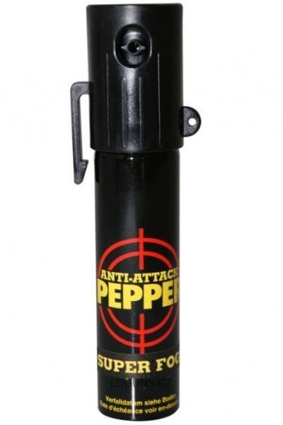 pepřový sprej anti attack oc fog