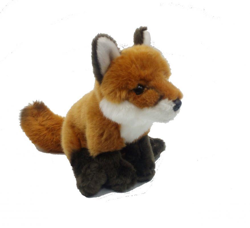 Hračka plyšová liška