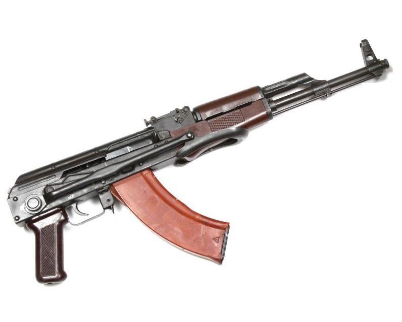 samonabíjecí AKMS cugir 7,62x39