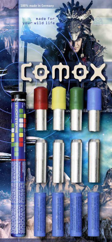 Pyrotechnika Comox, Zink
