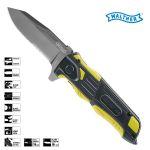 Zavírací nůž Walther Pro Rescue Knife Yellow