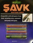 Světlovodná magnetická muška brokovnice SAVK 400