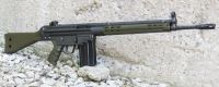 samonabíjecí puška G3 POF