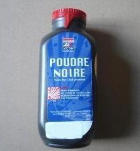 černý prach PNF4 Nobel Sport