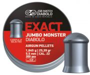 JSB Exact Jumbo Monster 5,52 (200ks)
