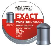 JSB Exact Monster 4,52 (400ks)