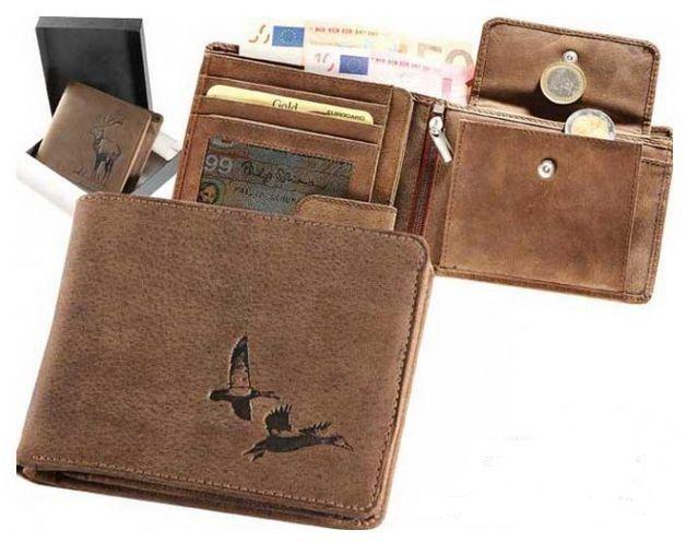 peněženka divoké kachny