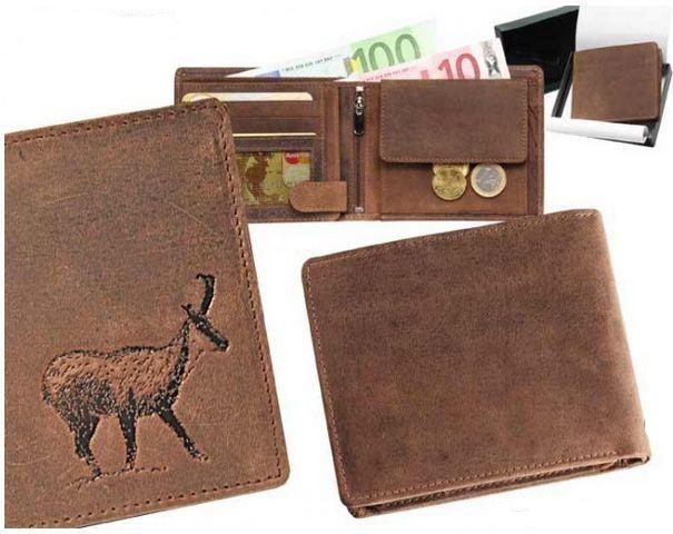 peněženka kamzík