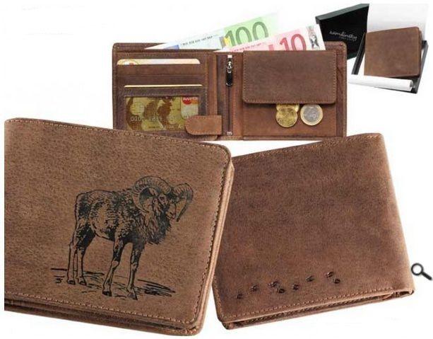 peněženka muflon