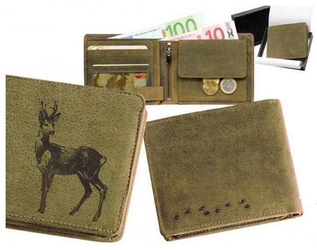 peněženka srnec