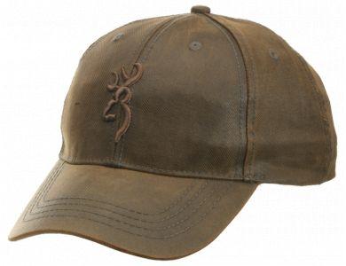 Kšiltovka Browning brown