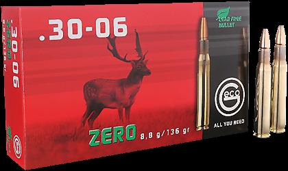 Kulový náboj Geco 30-06 Springfield Zero