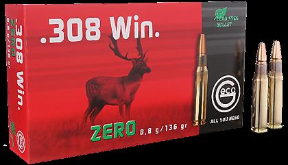 Kulový náboj Geco 308 Win Zero
