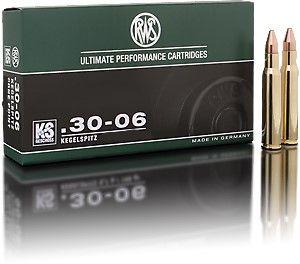Kulovým náboj RWS 30-06 Springfield KS 10,7g/165 gr