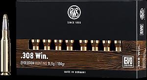 Náboj RWS 308 Win EVO