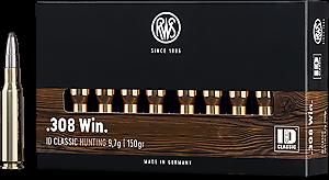 Náboj RWS 308 Win ID classic