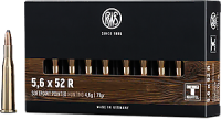 RWS 5,6x52 R T-Mantel 4,6 g