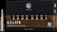 RWS 6,5x57 R KS 8,2 g