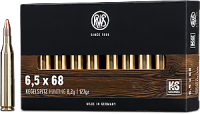 RWS 6,5x68 KS 8,2 g