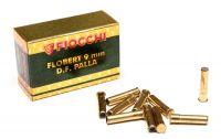 Fiocchi 9 mm Flobert 7,5 g - jednotná střela
