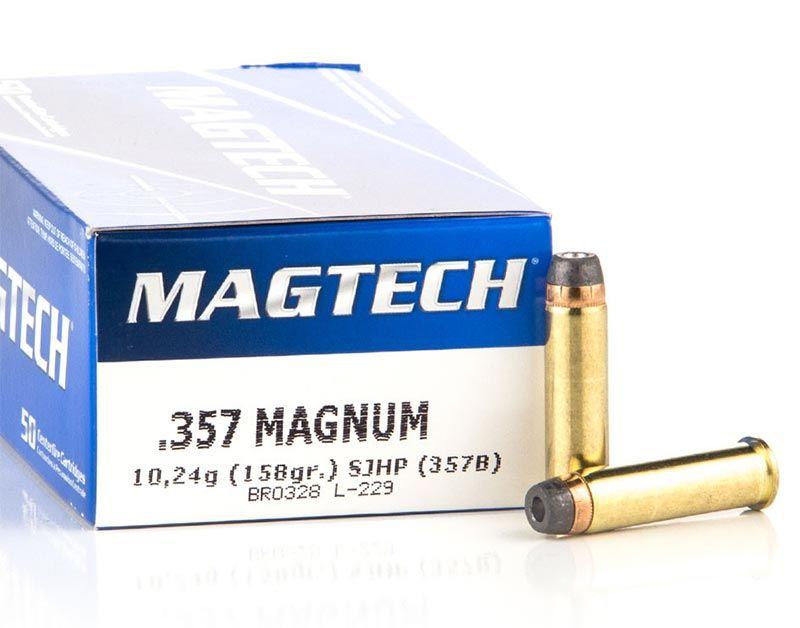 Magtech 357 Mag SJHP
