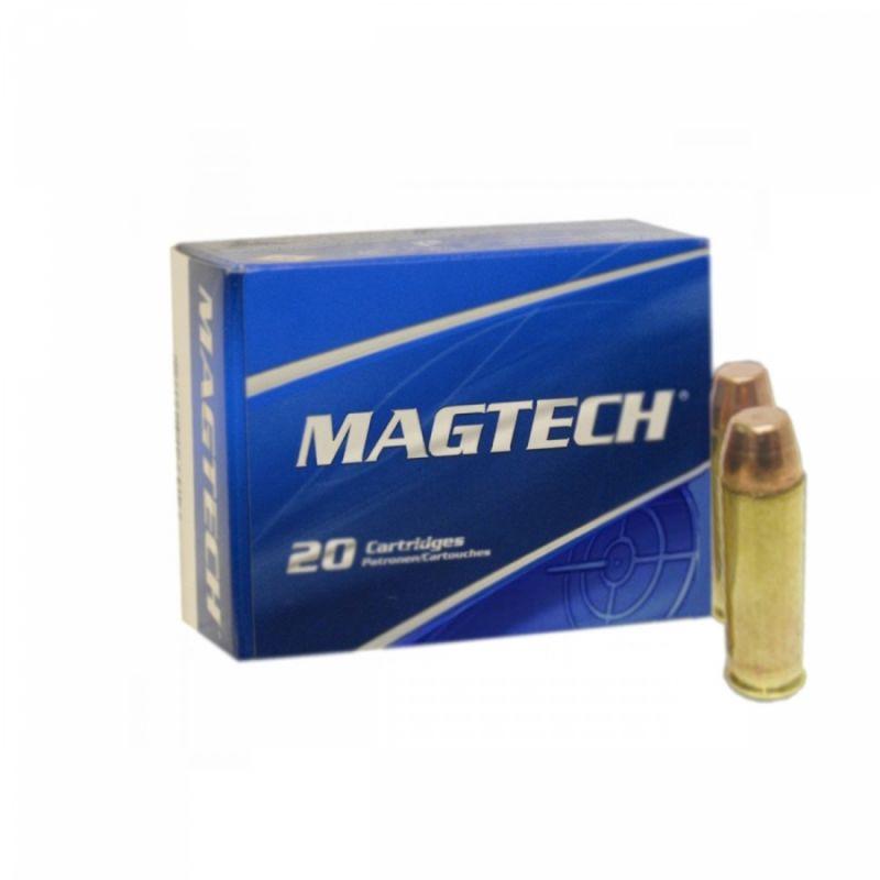 Náboj Magtech 500 S&W FMJ Flat