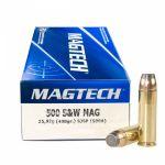 Magtech 500 S&W SJSP  25,92 g