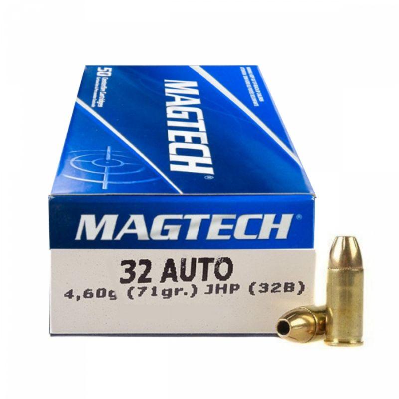 Magtech 7,65 Browning JHP