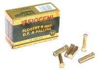 Fiocchi 9 mm Flobert - brokové