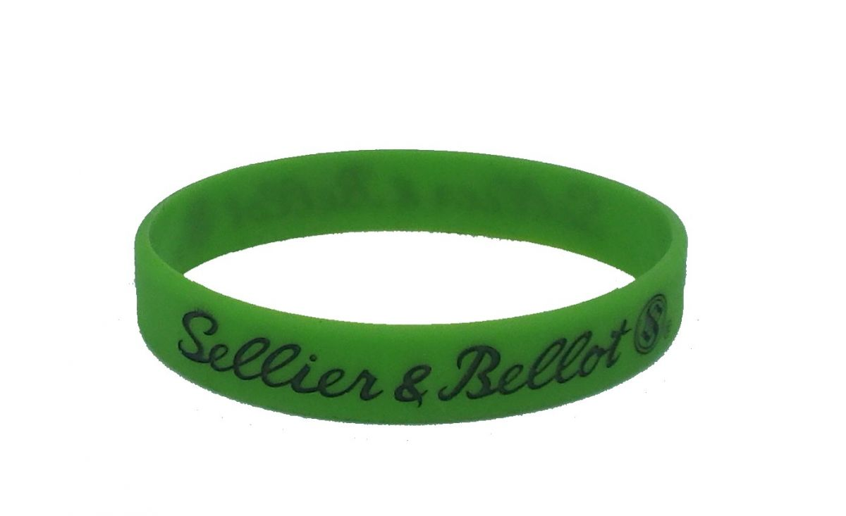 Silikonový náramek Sellier&Bellot