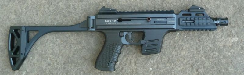 Czech Weapons pistole CSV-9 M1