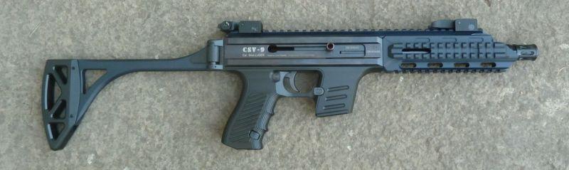 Czech Weapons pistole CSV-9 M2