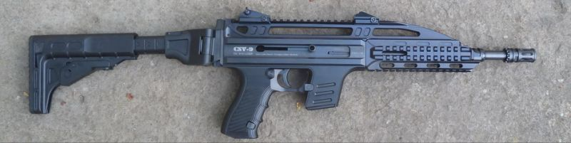 Czech Weapons pistole CSV-9 M5