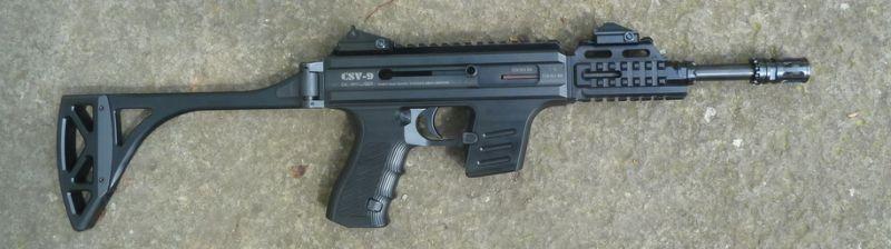 Czech Weapons pistole CSV-9 M6