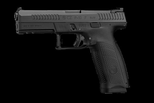 Pistole samonabíjecí CZ P-10 F 9x19