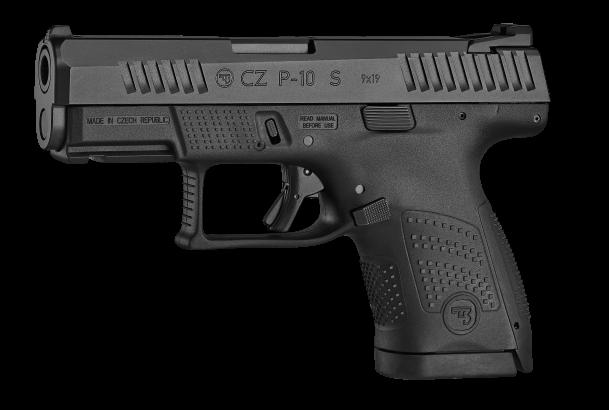 CZ P-10 S ,9 mm Luger