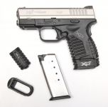 Pistole XDS-45 3,3″ SS